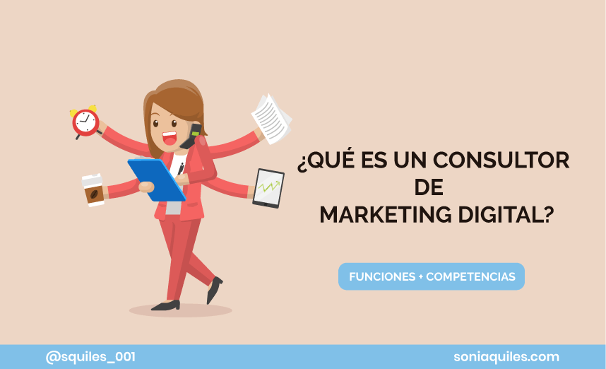 Qué es un consultor de marketing digital